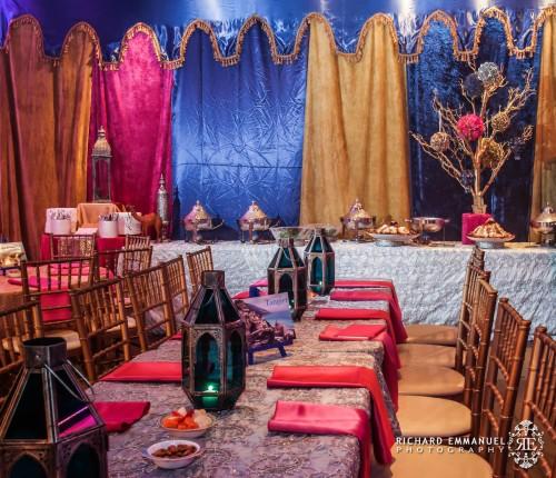 Moroccan Parties